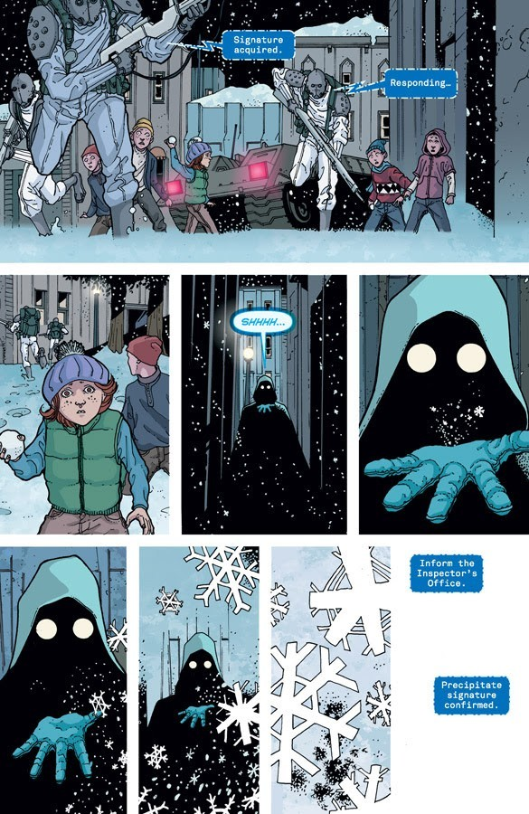 Snowfall - Joe Harris (W), Martìn Morazzo (A) • Image Comics