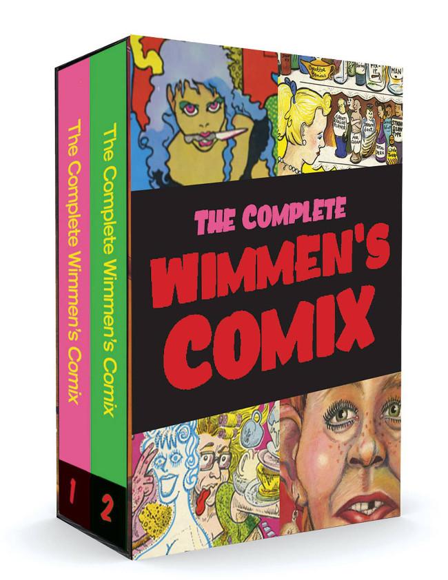 Complete Wimmen's Comix - Fantagraphics