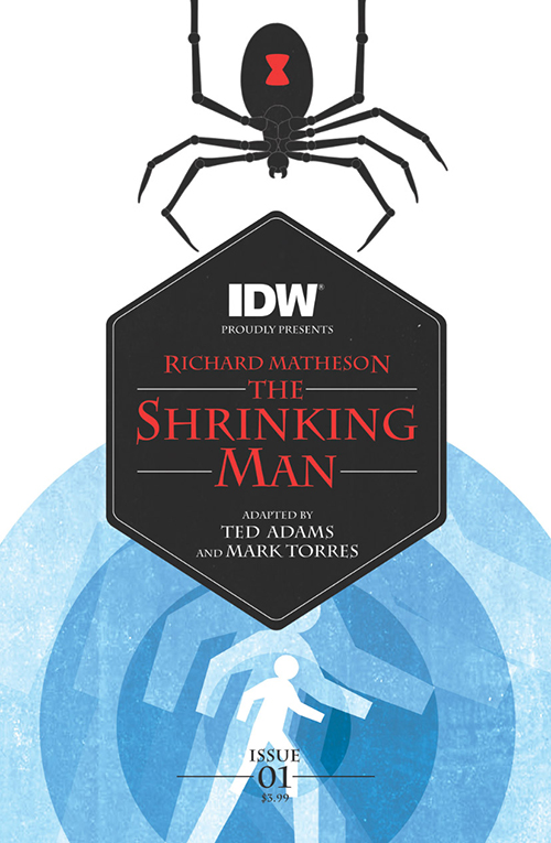 The Shrinking Man (IDW)