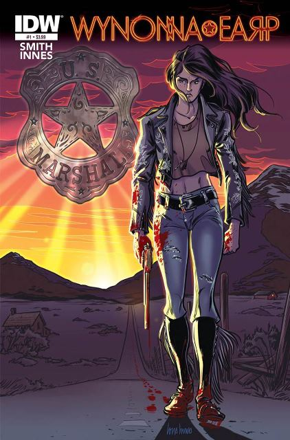 Wynonna Earp - Beau Smith (W), Lora Innes (A) • IDW Publishing