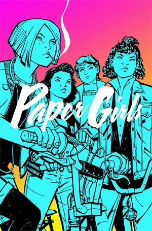 Paper Girls - Brian K. Vaughan (W), Cliff Chiang (A) • Image Comics