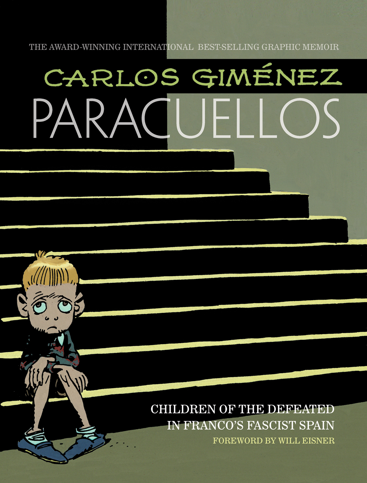 Paracuellos - Carlos Giménez (W/A) • EuroComics