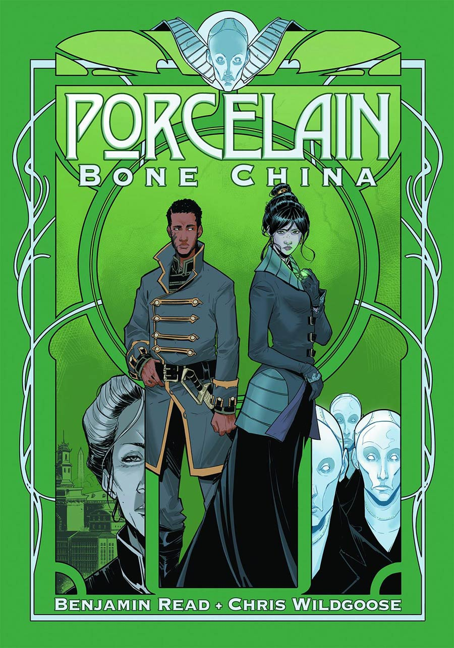 Porcelain: Bone China - Benjamin Read (W), Chris Wildgoose (A) • Improper Books