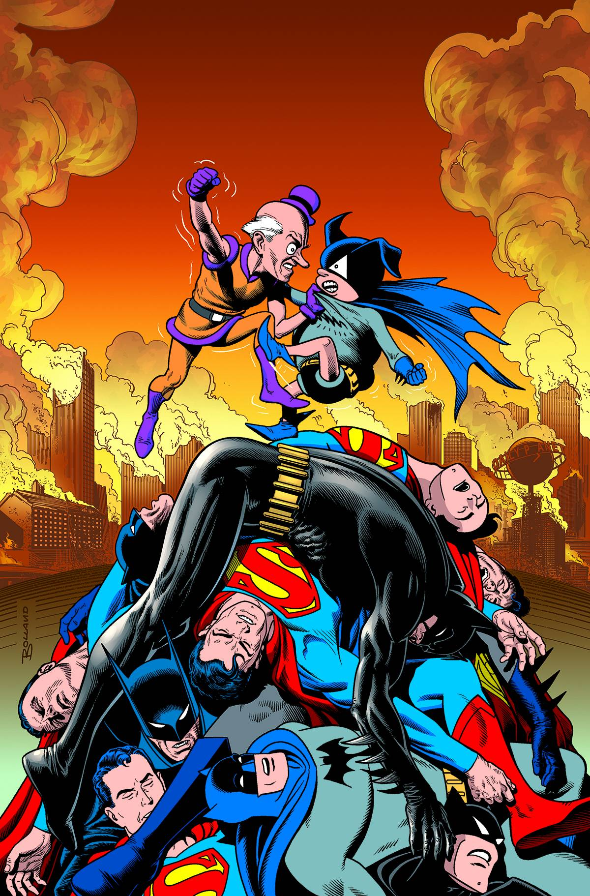 World's Funnest (DC Comics)