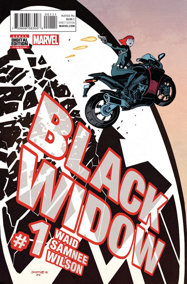 Black Widow #1 by Mark Waid and Chris Samnee (Marvel)
