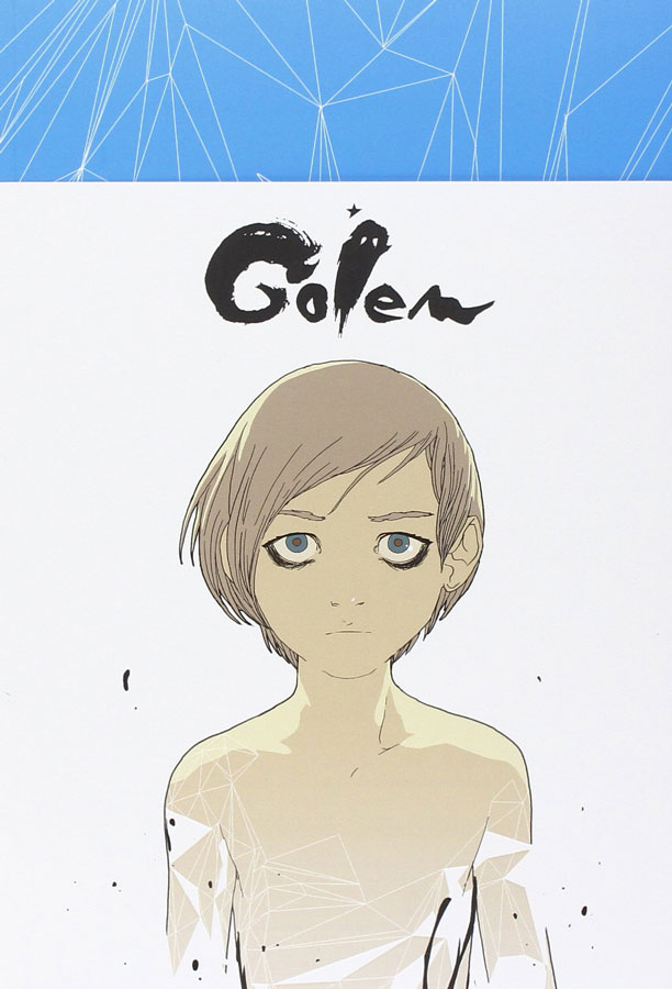 Golem by LRNZ (Magnetic Press)