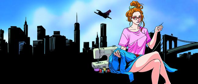 Heroine Chic - David Tischman & Audrey Mok