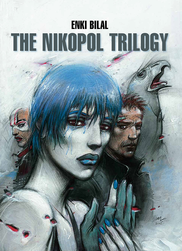 The Nikopol Trilogy by Enki Bilal (Titan Comics)