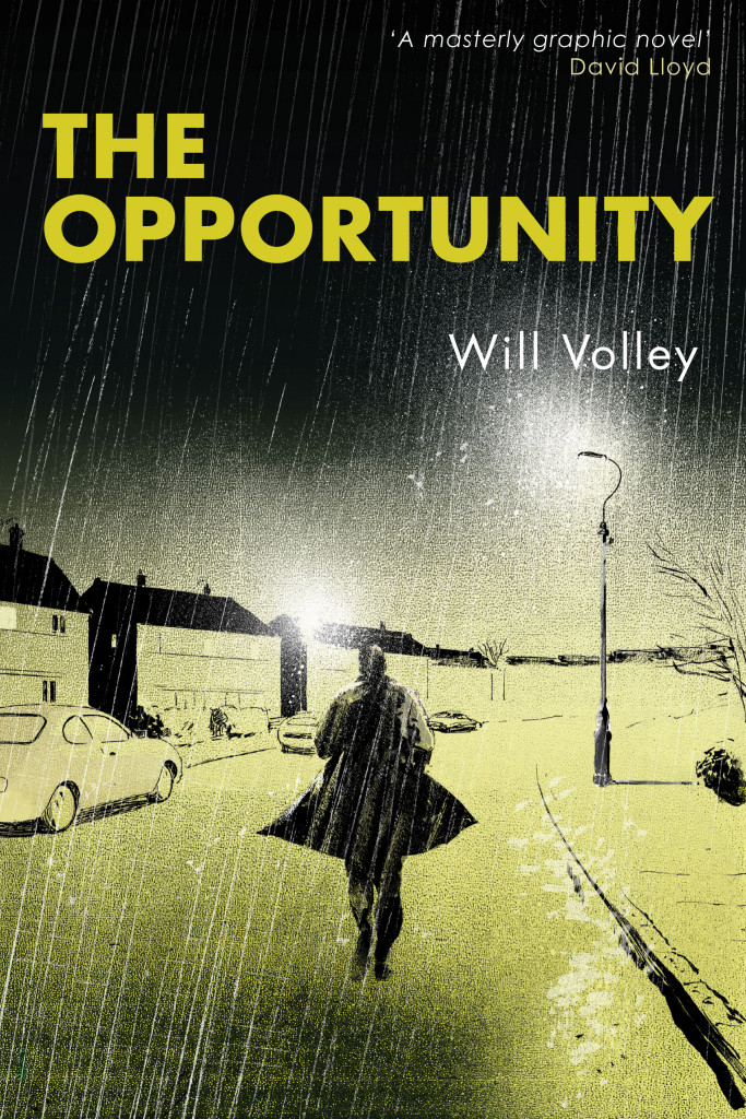 The Opportunity by Will Volley (Myriad Editions)