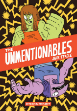 The Unmentionables - Jack Teagle (W/A) • Retrofit Comics/Big Planet