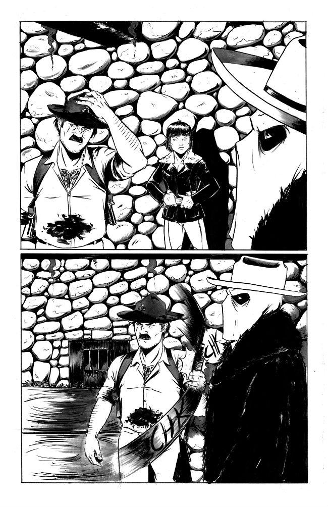 Carver: A Paris Story by Chris Hunt (Z2 Comics)