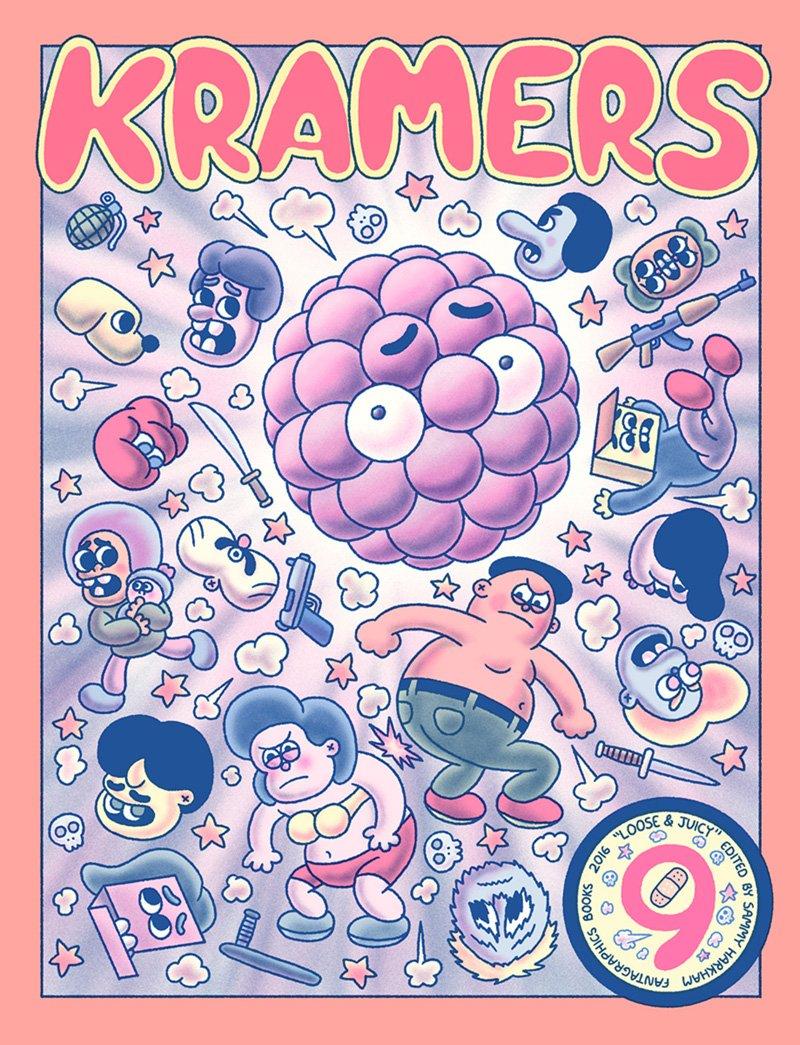 Kramers Ergot 9 - Fantagraphics Books
