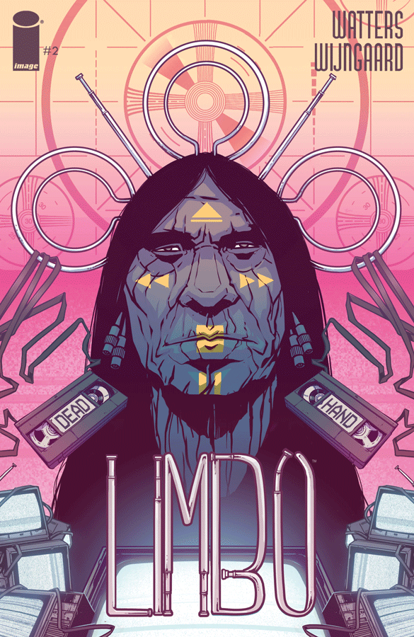 Limbo by Dan Watters and Caspar Wijngaard (Image Comics)
