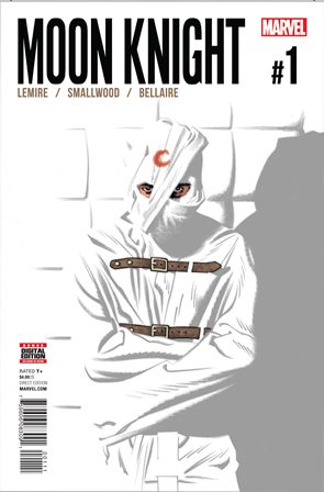 Moon Knight - Jeff Lemire (W), Greg Smallwood (A), Jordie Bellaire (C) • Marvel Comics
