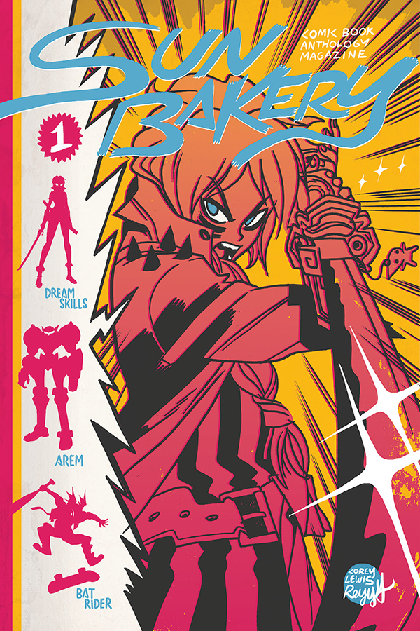Sun Bakery 1 - Cory Lewis (W/A) • Alternative Comics