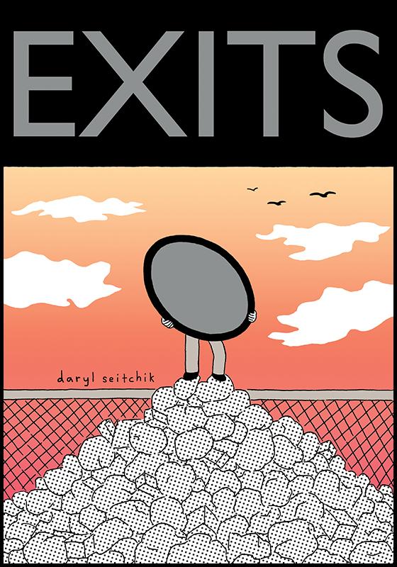 Exits by Daryl Seitchik (Koyama Press)