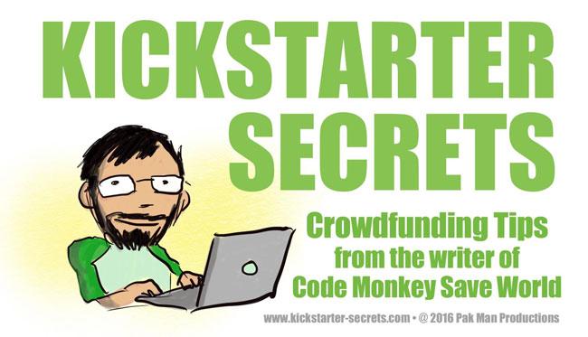 Greg Pak: Kickstarter Secrets