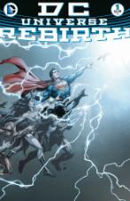 DC Universe Rebirth - Geoff Johns (W), Phil Jimenez, Ethan Van Sciver, Ivan Reis & Gary Frank (A) • DC Comics