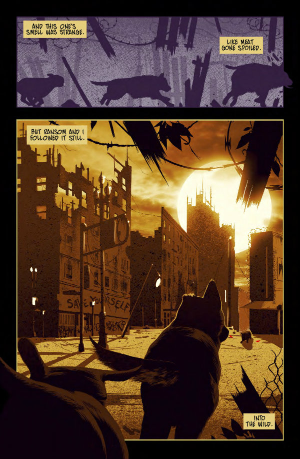 Legend - Samuel Sattin (W), Chris Koehler (A) • Z2 Comics