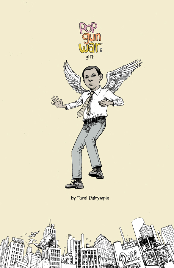 Pop Gun War - Farel Dalrymple (W/A) • Image Comics