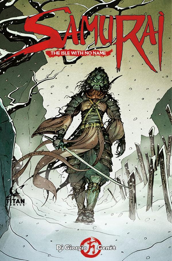 Samurai - Jean-François Di Giorgio (W), Frédéric Genét (A) • Titan Comics