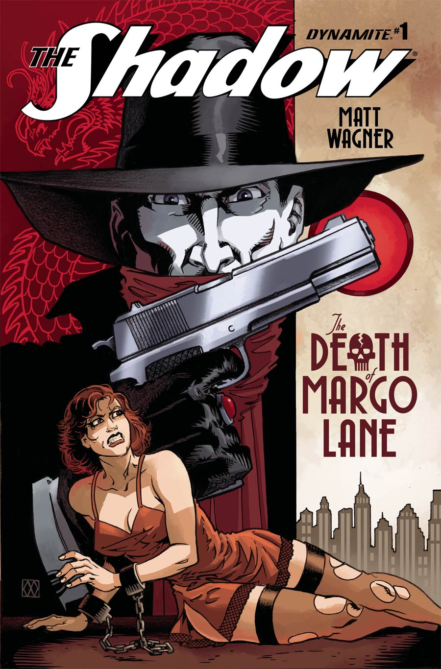 The Shadow: The Death of Margo Lane (Matt Wagner; Dynamite)