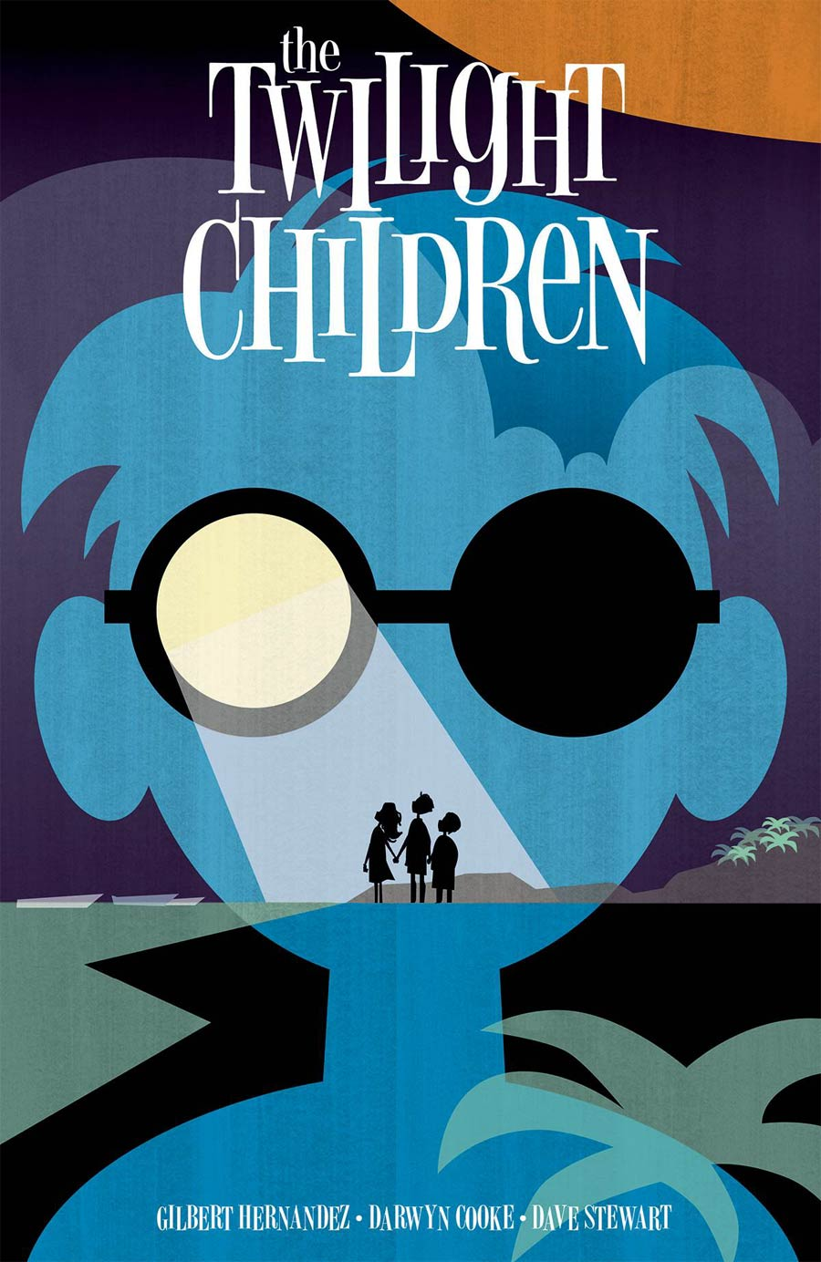 The Twilight Children - Gilbert Hernandez (W), Darwyn Cooke (A) • Vertigo Comics