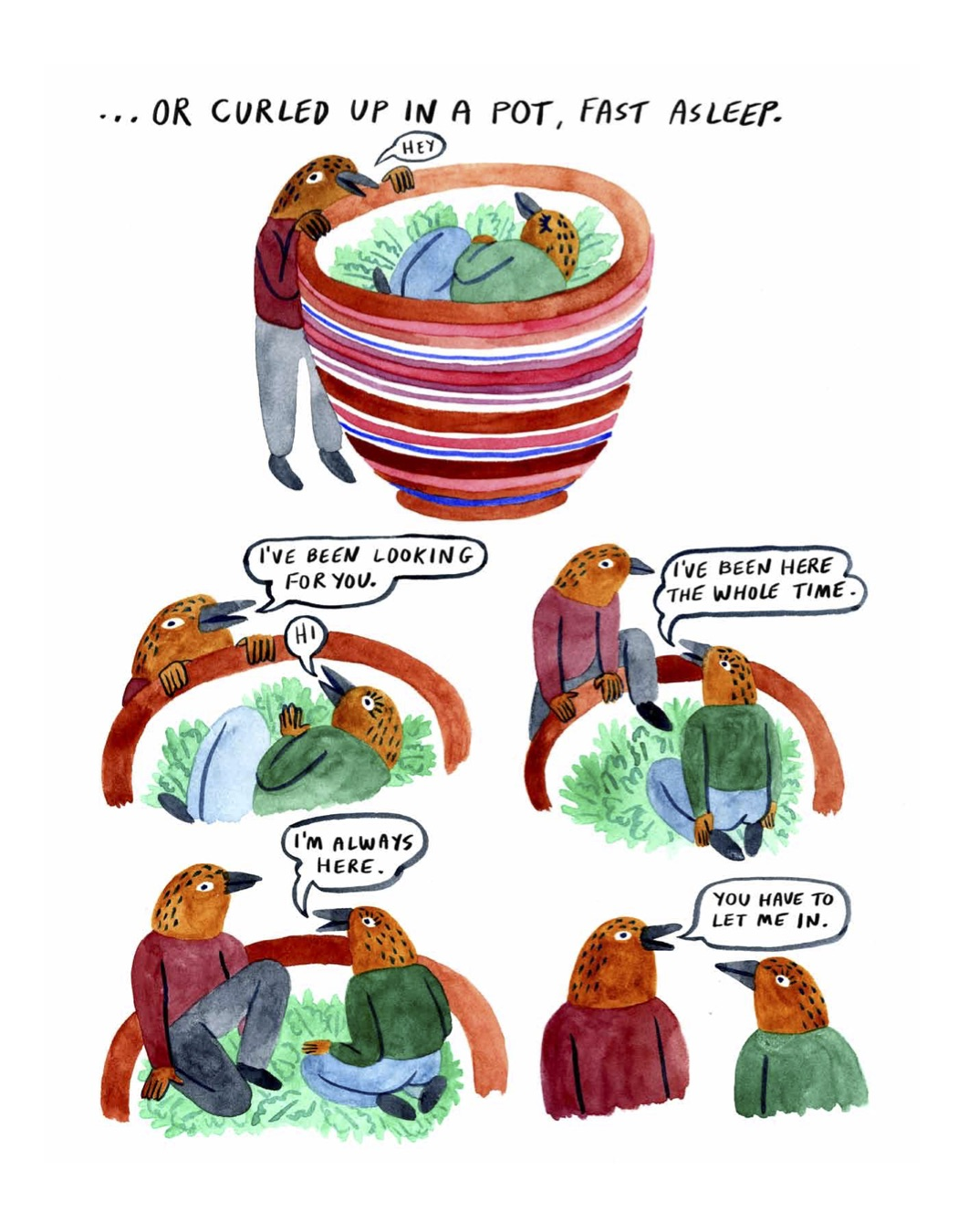 Hot Dog Taste Test by Lisa Hanawalt (Drawn & Quarterly)