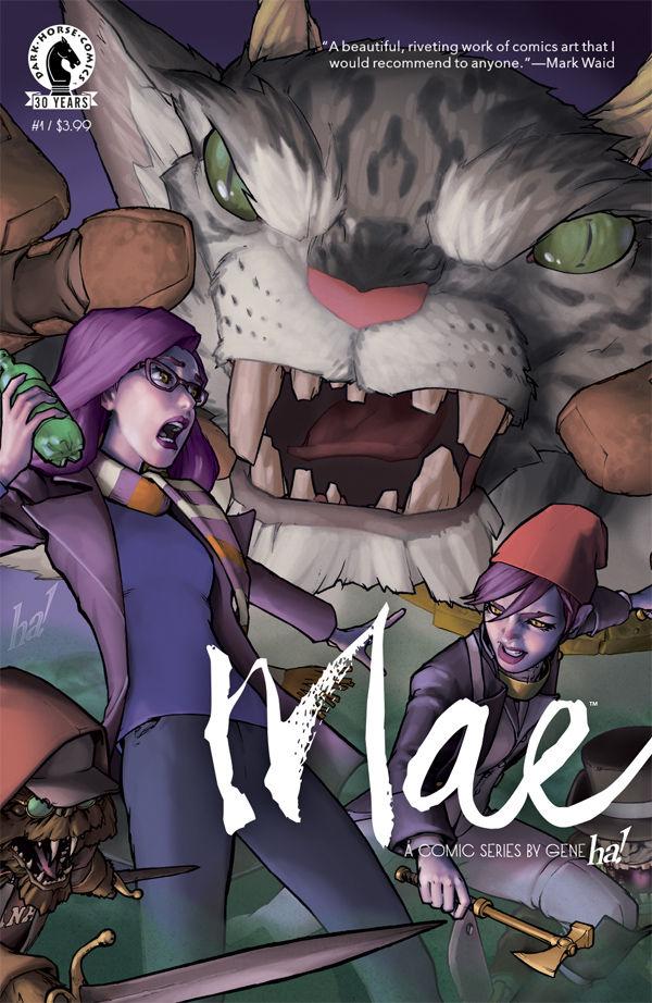 Mae - Gene Ha (W/A) • Dark Horse Comics