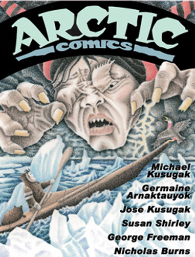 Arctic Comics - Nicholas Burns (Ed) • Renegade Arts Entertainment