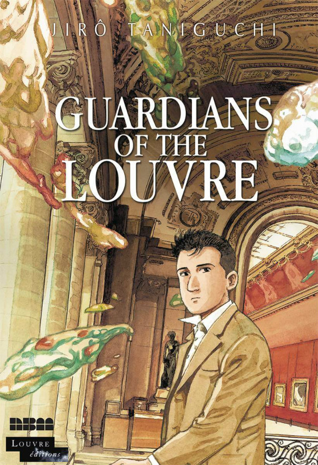 Guardians of the Louvre Cover Small