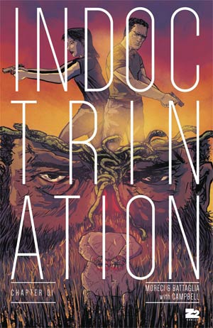 Indoctrination - Michael Moreci (W), Matt Battaglia (A) • Z2 Comics