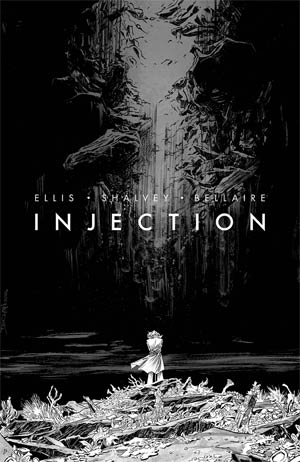 Image Giant-Sized Artists Proof: Injection - Warren Ellis (A), Declan Shalvey (A) • Image Comic