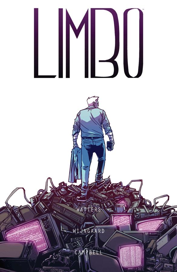 Limbo - Dan Watters & Caspar Wijngaard (Image Comics)