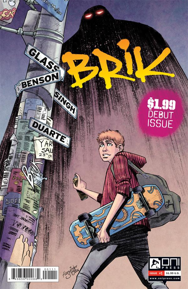 Brik 1 Cover