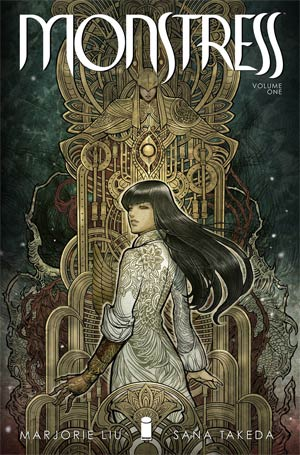 Monstress TPB Cover