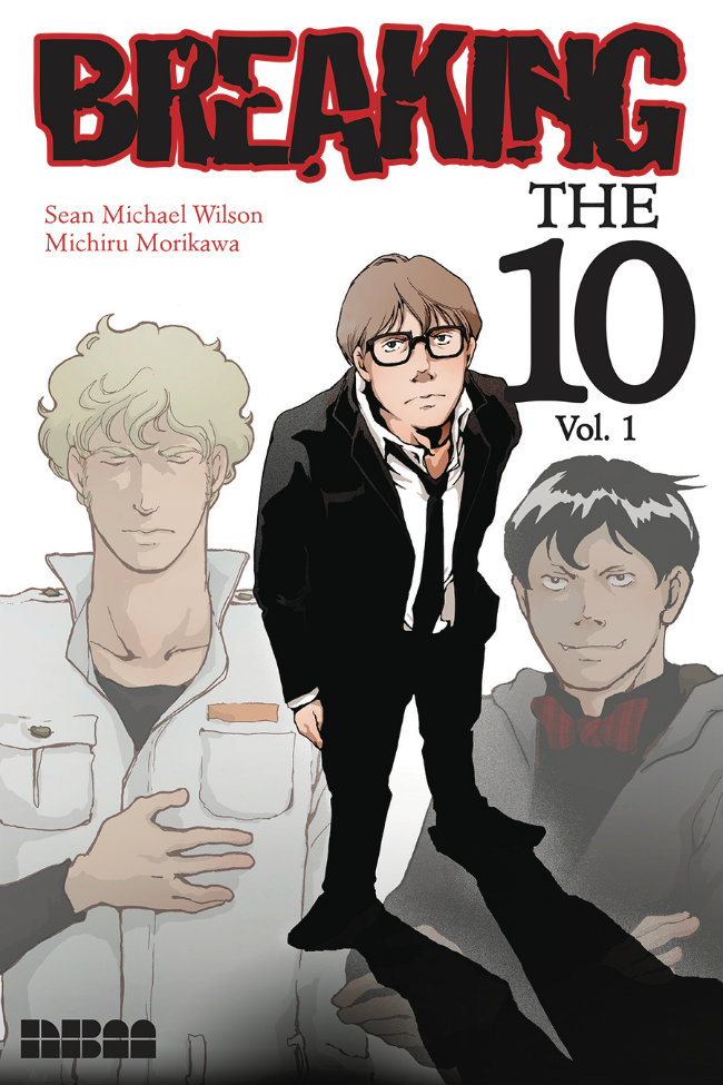 Breaking the Ten Cover