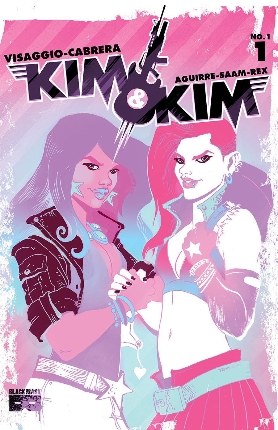 Kim + Kim Cover