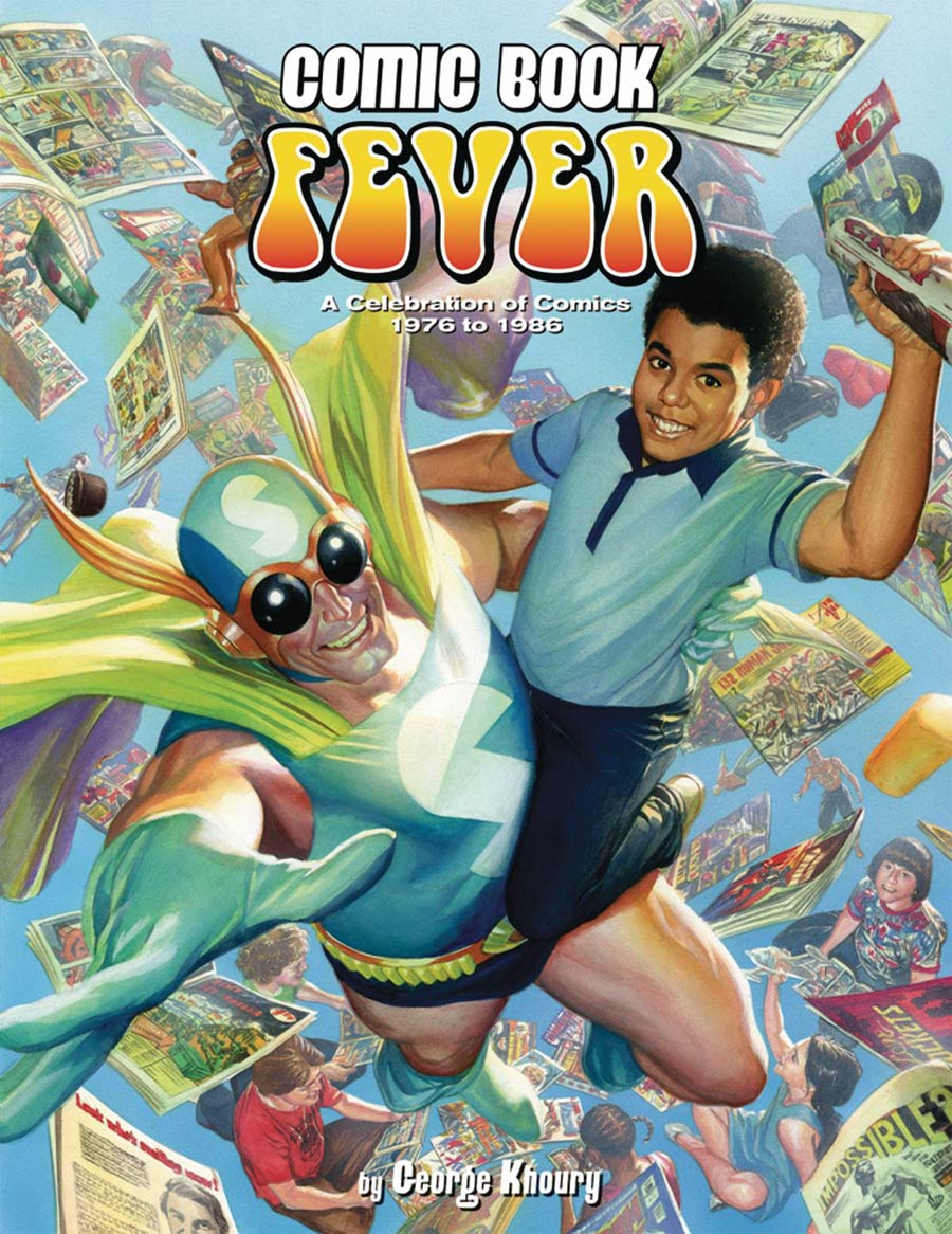 Comic Book Fever Cover