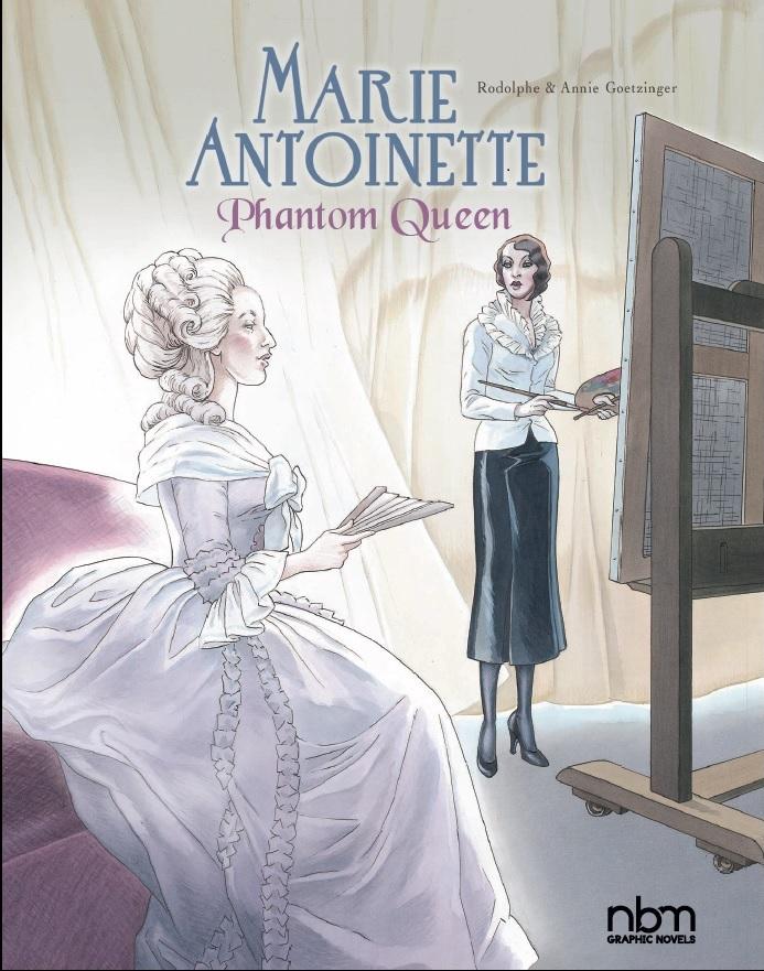 Marie Antoinette Phantom Queen Cover