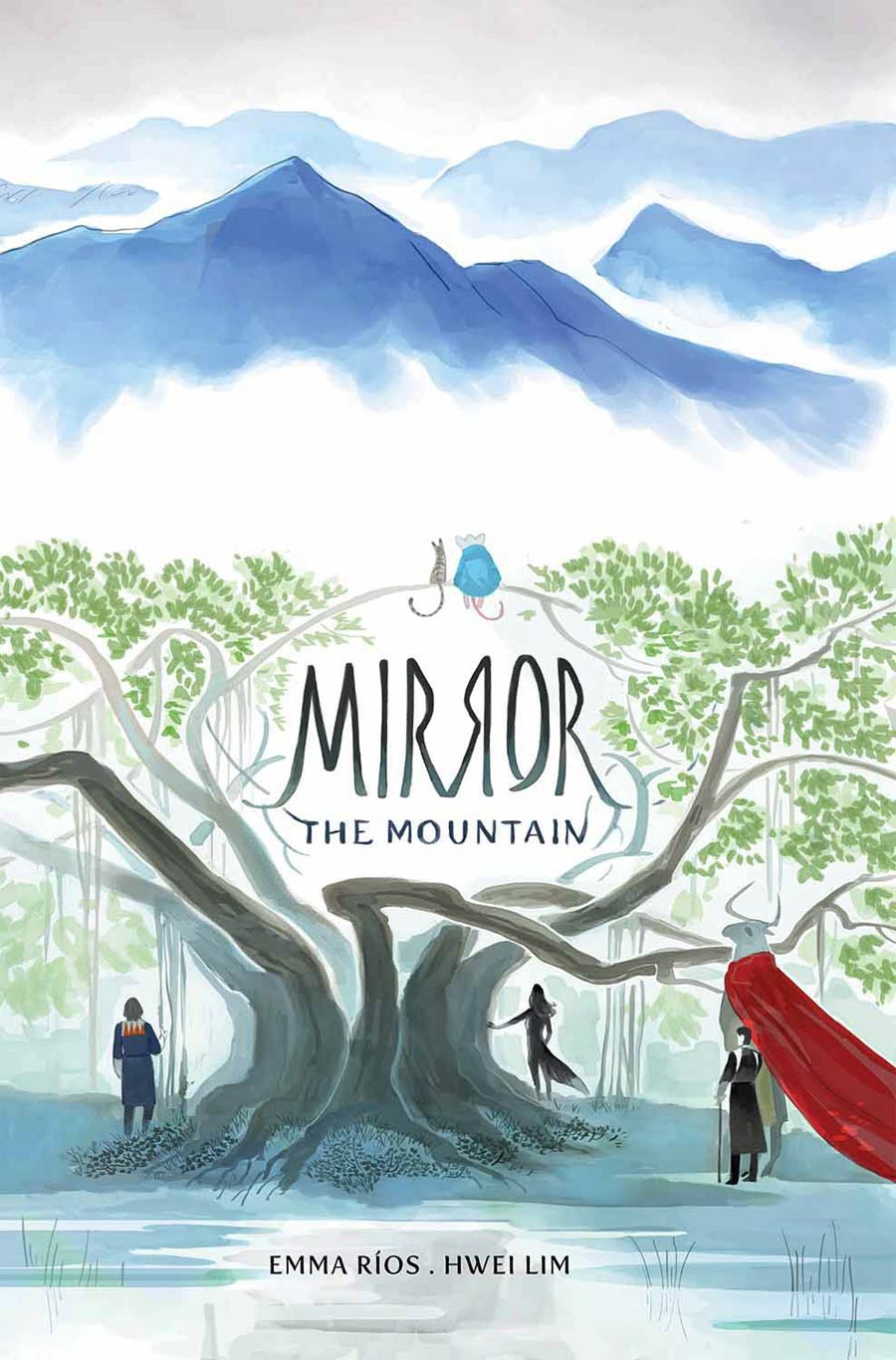 Mirror: The Mountain cover