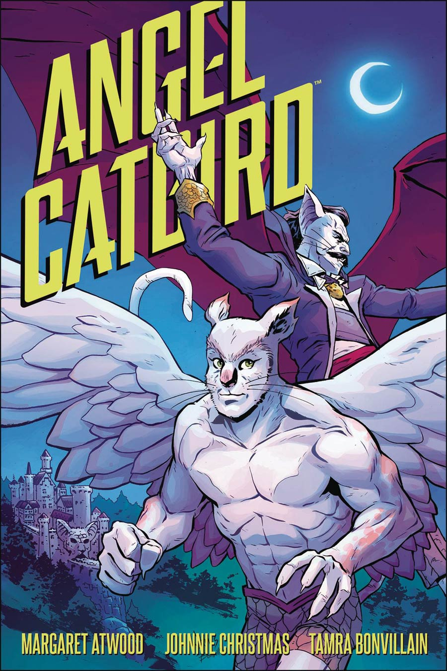 Angel Catbird Vol 2 Cover