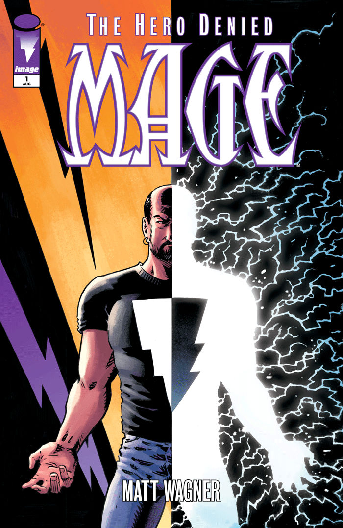 Staff Picks for August 16, 2017 – Mage: The Hero Denied, Cloudia & Rex, Silver Surfer and More!