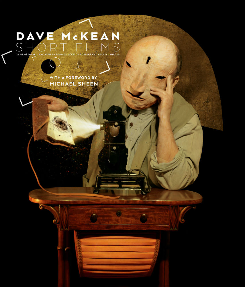 Dave Mckeans Surreal Short Films Come To Dark Horse Blu Ray And Structured Wiring Books Milwaukie Ore December 4 2017 Proudly Presents Cinema On Included In A 9 X 11 Hardcover Book Featuring