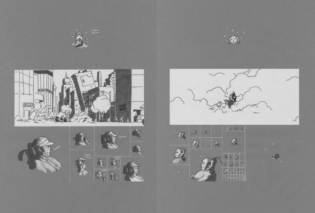 Anti-Gone by Connor Willumsen (Koyama Press)