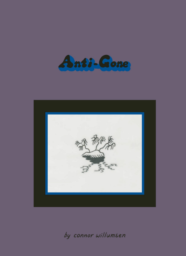 Anti-Gone by Connor Willumsen (Koyama Press)