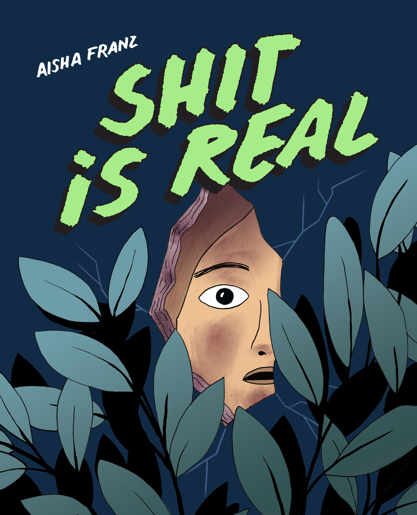 Shit is Real by Aisha Franz (Drawn & Quarterly)