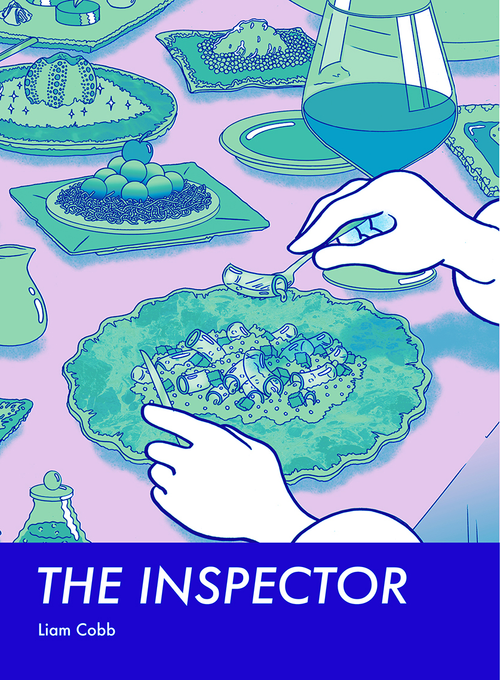The Inspector by Liam Cobb (Breakdown Press)