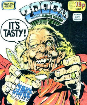 Ron Smith, Farewell to a Legend – Looking Back on the Prolific Career of a 2000 AD Great