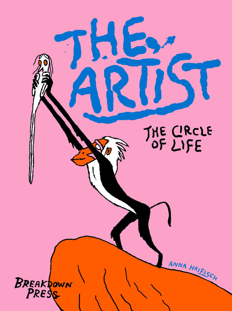 The Artist The Circle Of Life Raw Tender Silly And Sweet